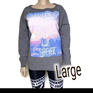 "Glamour Kills ""Dream as if"" Sweatshirt"
